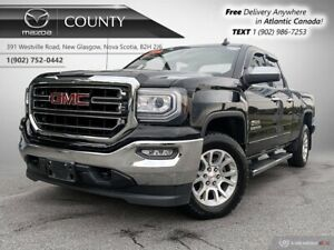 2016 Gmc Sierra 1500 $119/WK+TAX! SLE! LEATHER! Z71! LOW KMS! MI