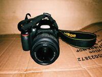 Nikon D3100 14.2 MP + kit lens