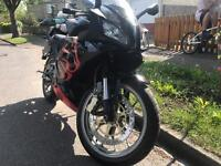 £2495 ono Aprilia rs 125 SHOWROOM CONDITION 33bhp Full Power only 4K miles