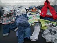 Baby Boy Clothes newborn- 0-3