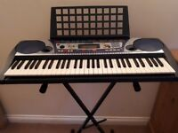 Yamaha PSR 260 61-Note Touch-Sensitive Keyboard