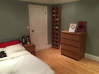 Lovely, furnished, double room for 1 person in Southville (excellent location!) - available August