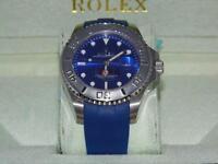 Rolex yacht master rubber strap