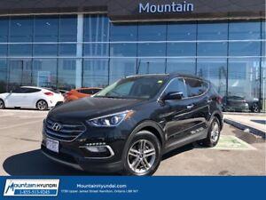 2018 Hyundai Santa Fe Sport 2.4L PREMIUM AWD | BLUETOOTH | HEATE