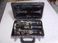 Yamaha 20 Bb Clarinet