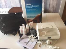 ss Beach Bronze Salon Tanning System