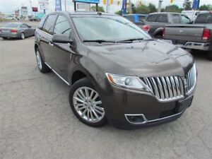 2011 Lincoln MKX Limited | AWD | NAV | PANO ROOF | LEATHER