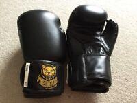 Predator Boxing Gloves in black NEW