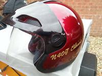 Nolan N40J Classic Crash Helmet - Size Medium