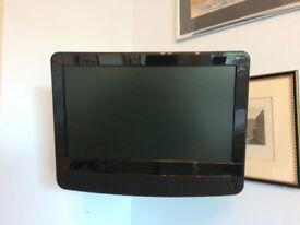 15' TV/DVD player