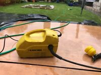 Karcher 320 pressure washer