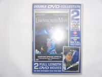 The Lawn Mower Man and Train to Hell DVD. Used
