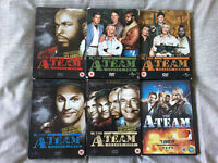 A-Team Seasons 1 - 5 and Movie