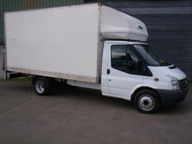 Ford Transit T350 Luton tail lift