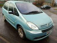 2005 55 CITROEN PICASSO 2.0 HDI SX - 12 MONTHS MOT, LOW 81K MILES, SERVICE HISTORY, GREAT EXAMPLE!!