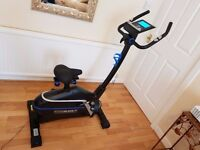 Roger Black Gold Magnetic Exercise Bike – Excellent condition, like new.