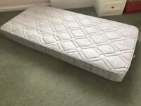 Single 3 foot mattress - new - collection only