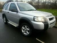 LANDROVER FREELANDER 2.0 TD4 SE 2003 53'REG*NEW SHAPE*TOP SPEC*SUPERB CONDITION*#4X4#JEEP#RAV 4#CRV#