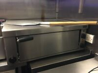 Lincat pizza oven very good condition