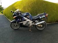Kawasaki zzz 400