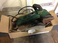 Electric detail sander