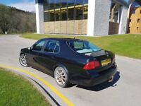 SAAB 9-5 with 3 months MOT, cheap to good home!