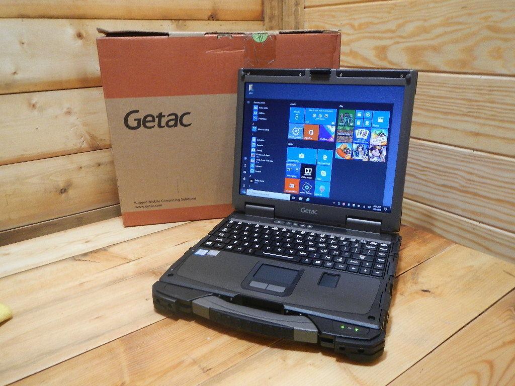G6 Getac B300 i5 6200M  Toughbook, 500SSD,8GB Ram,Touchscreen DDR4