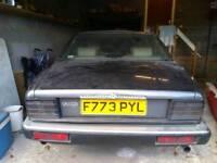 1988 (F Reg) 3.6 Litre Daimler in Grey - Garage find