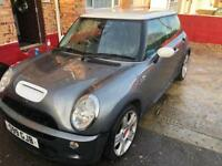 Mini Cooper S 1.6 12 Months MoT, 49,000 miles, will swap