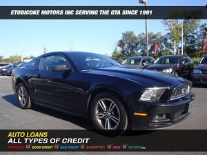 2013 Ford Mustang 6-CYLINDER / N0 ACCIDENTS