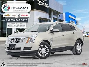 2013 Cadillac SRX Luxury Collection LUX AWD | LTHR, SNRF, PWR...