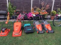 RECONDITIONED MOWERS