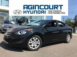 2016 Hyundai Elantra GL AUTO/ HEATED SEATS/ ONLY 24128KMS!!