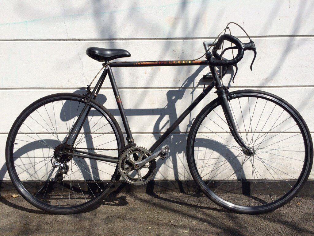Vintage 1983 Peugeot 103 Made In France Speed Road Bike