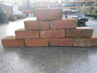 Reclaimed (handmade) bricks