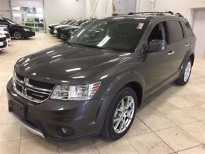 2017 Dodge Journey GT V6, 7 PASSAGERS, AWD, CUIR