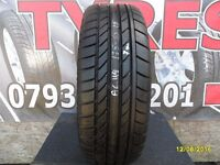 AC119. 1X 175/55/15 77T 1X7MM CONTINENTAL ECO CONTACT EP - USED TYRE