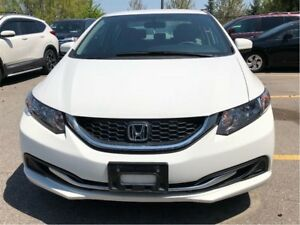 2015 Honda Civic Sedan LX CVT - HEATED FRONT SEATS, BACKUP CAM