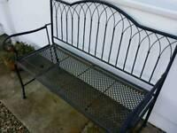 Garden bench furniture