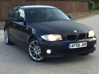BMW 120D/1 Series 2006 /6 speed/ new Cambelt/