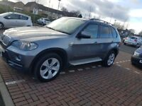 Bmw x5 3.0sd se 35 xdrive will fsh and liw miles
