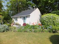 Broadstairs holiday cottage, 1 bedroom holiday home within owners large garden, £70 per night.