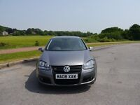 Volkswagen Golf GT Sport 2.0 TDI 2008 (08) 3 door low mileage