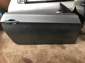 Bmw e92/e93 coupe convertible drivers side door complete