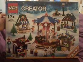 Brand New Lego - Winter Wonderland