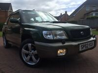 *VERY RARE*SUBARU FORESTER SUV 2.0 TURBO SPORT(175BHP AUTOMATIC 5DR 4X4 WITH ONLY 82K*MUST BE SEEN*