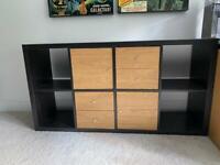 IKEA storage unit bookcase Kellax