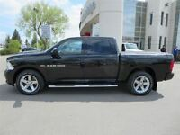 2012 Ram 1500 Sport 4x4 Crew Cab FULLY LOADED! RAMBOX