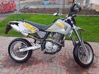 CCM dual sport 644 supermoto £1,550 ono