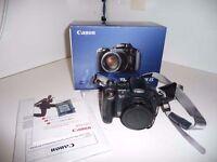 Canon S5-IS digital camera